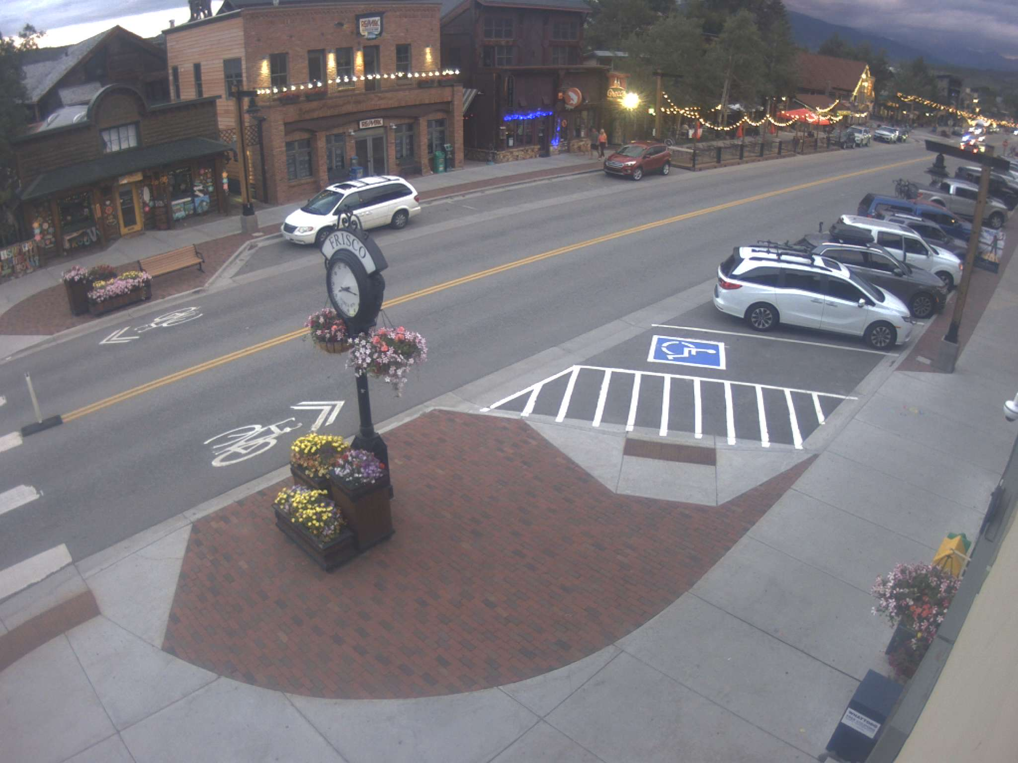 Frisco Main Street Webcam - Frisco, CO